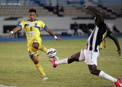 AFC Cup: Global FC vs. Pahang FA