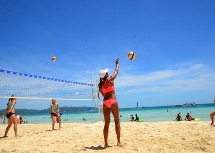 #Summerise2016 Beach Volleyball Tournament
