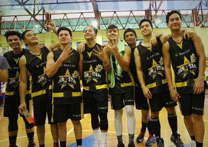 2016 Star Magic Games: Team Daniel Padilla vs Team Hashtags