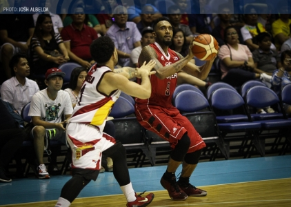 White drops 34 as Mahindra knocks out San Miguel