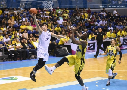 NU puts down UST uprising, returns to winning form
