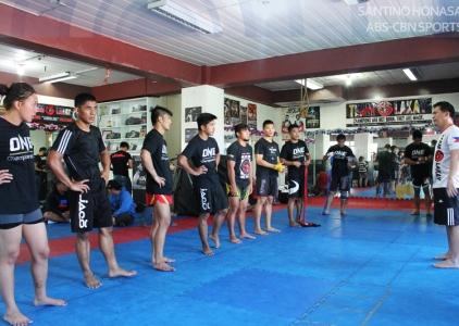 Team Lakay Media Workout