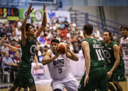 Wangs holds on to beat Victoria Sports in D-League opener