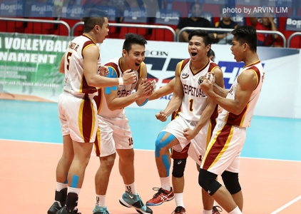 Altas punch ticket to the Finals, down Red Spikers