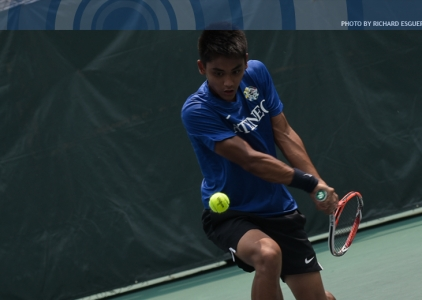 UAAP 79 Men's Lawn Tennis ADMU vs UST