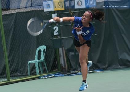 UAAP 79 Women's Lawn Tennis ADMU vs UST