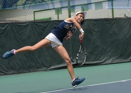 UAAP 79 Women's Lawn Tennis DLSU vs NU