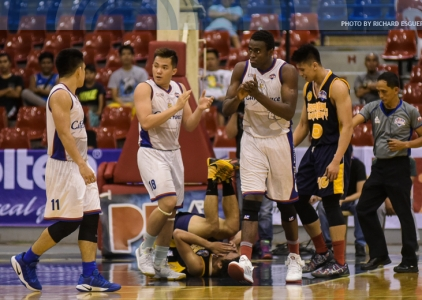 Bakers back in semis after downing JRU