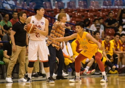 Tanduay escapes AMA to book semis ticket