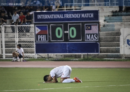 Azkals, Malaysia figure in scoreless draw