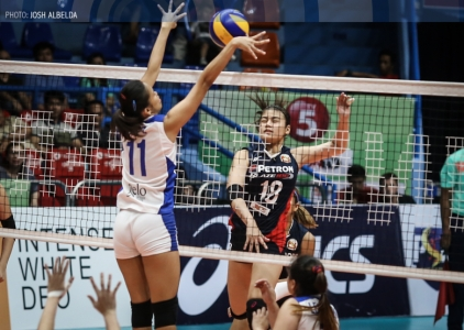 Petron downs Generika, completes elims sweep