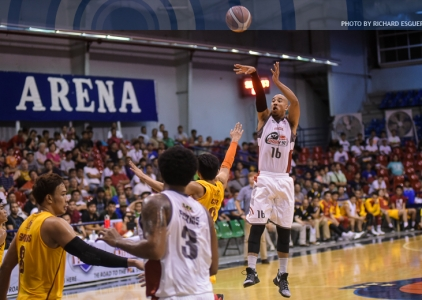 Perkins rescues Cignal from brink of elimination