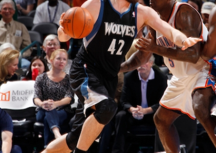 THROWBACK: Love has 51 for Timberwolves in loss to Thunder