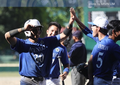 Ateneo outlasts UST to recapture UAAP baseball crown