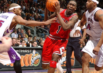 THROWBACK: Jamal Crawford scores 50 vs the Raptors in 2004