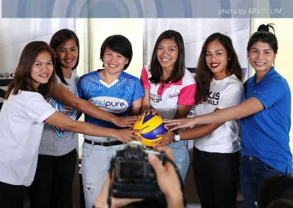 Premier Volleyball League Press Conference