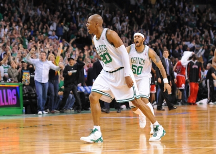 THROWBACK: Ray Allen clutch versus Bulls