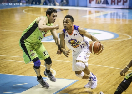 TNT explodes on Globalport to win fifth straight game
