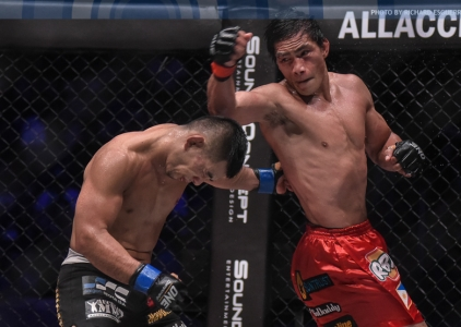 Eduard Folayang retains ONE lightweight championship