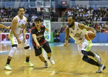 Pringle drives Globalport past Mahindra