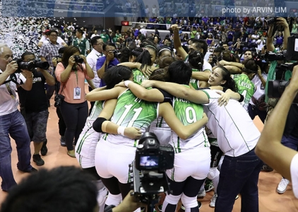 BACK-TO-BACK: Lady Spikers reign supreme Pt. 2