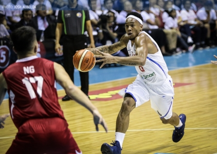 Philippines crush Singapore for 32nd straight SEABA win