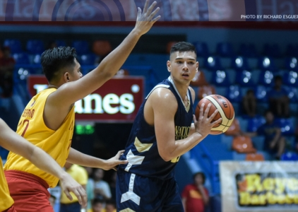 National U frustrates Mapua for third straight win