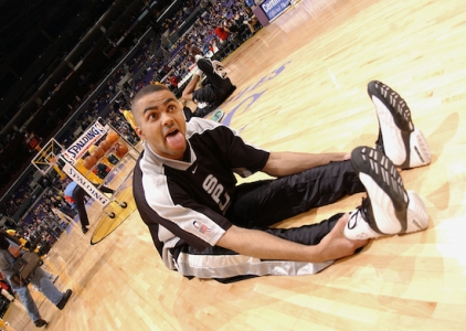 Happy birthday Tony Parker! (May 17, 1982)