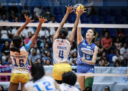 Water Defenders blast Jet Spikers in sweep
