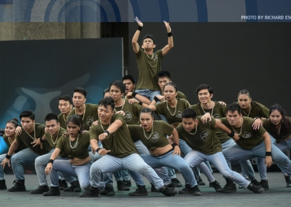 LSDC brings back streetdance crown to Taft Avenue