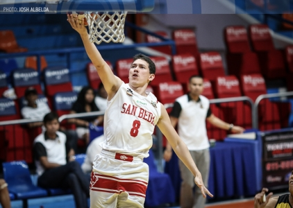 All 18 Red Lions score as San Beda blows out UST