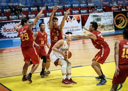 Stags silence Desiderio-led Maroons for sixth straight win