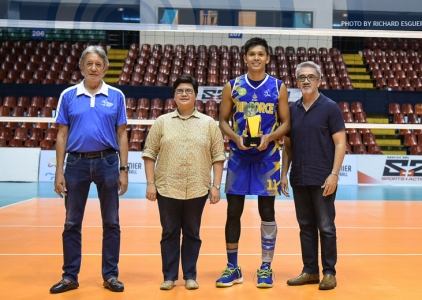 PVL Reinforced Conference Men's Division Awarding
