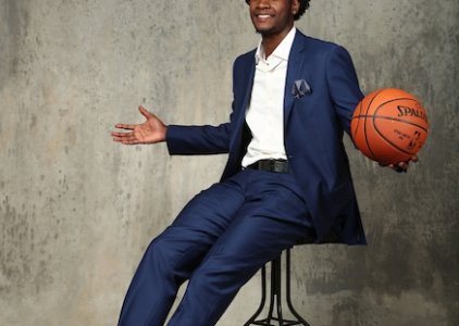 Pre-2017 NBA Draft photoshoot