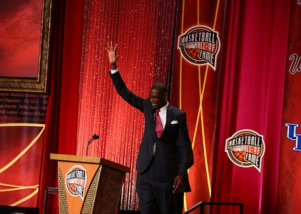 Happy birthday Dikembe Mutombo!