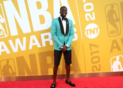 2017 NBA Awards Red Carpet Photo Gallery