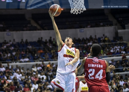 Star dominates Blackwater to open Governors' Cup