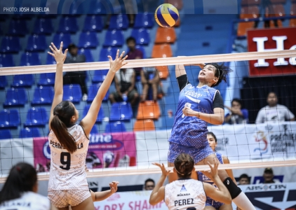 Lady Warriors get back on track at expense of Adamson