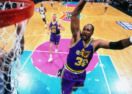 Happy birthday Karl Malone! (July 24, 1963)