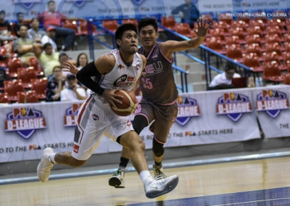 Cignal drops CEU to seize second place