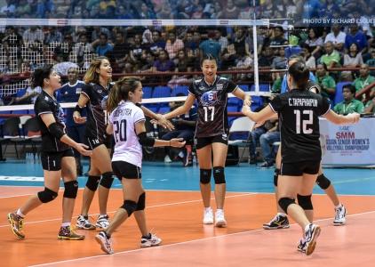 19th AVC: Thailand def. Maldives, 25-5, 25-12, 25-9