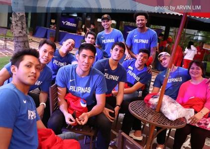 Team PHI SEA Games 2017 send-off