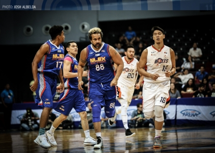 Road Warriors stop streaking Meralco