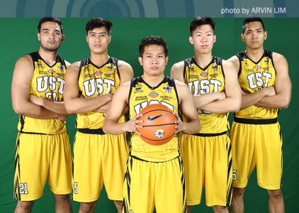 UAAP 80 Shoot: UST Growling Tigers