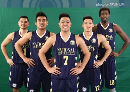 UAAP 80 Shoot: NU Bulldogs