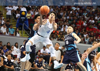 ADMU gets on win column by taking advantage of Sarr-less AdU