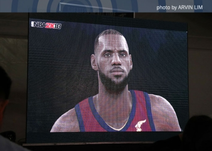 NBA 2K18 launch Photo Gallery