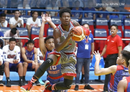 LPU pulls off great escape on Arellano to stay spotless