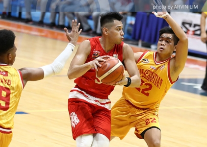 San Beda keeps win run going after outclassing San Sebastian