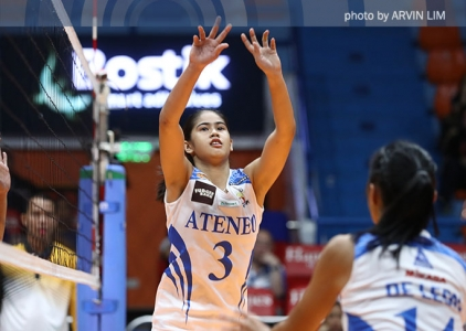 Limping Lady Eagles survive tough Lady Pirates